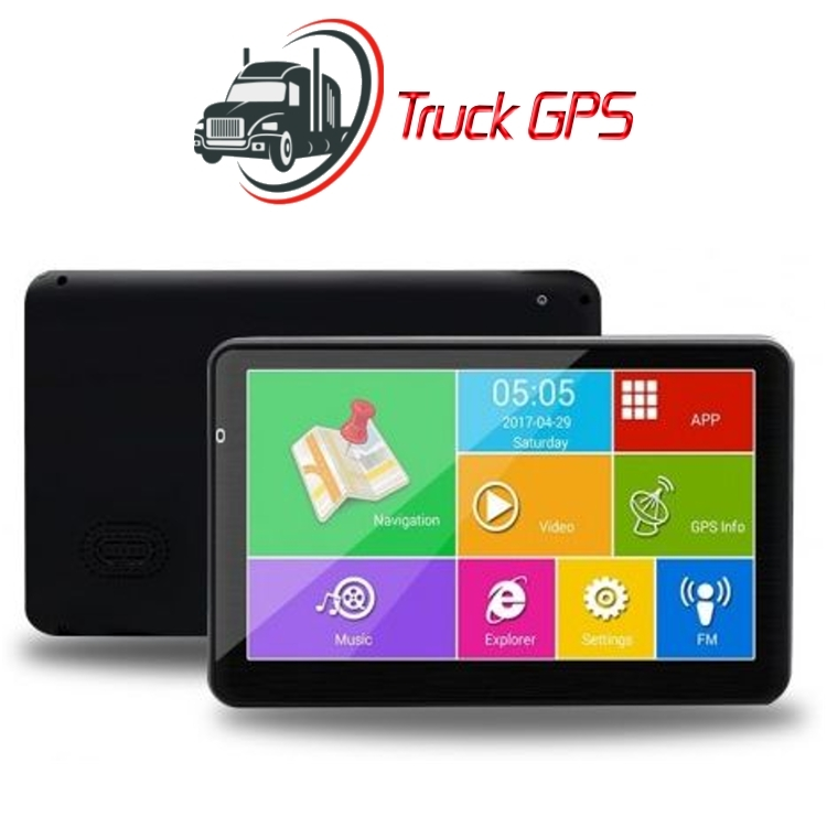 "Професионална GPS навигация за камион Vivas 7060 EU, 7"", Android, BT, AVIn, WiFi, 8GB, 768MB RAM"